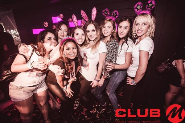 CLUB M Hen party