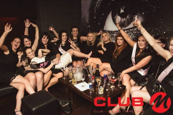 CLUB M Hen party 2